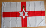 Northern Ireland Large Country Flag - 5' x 3'.